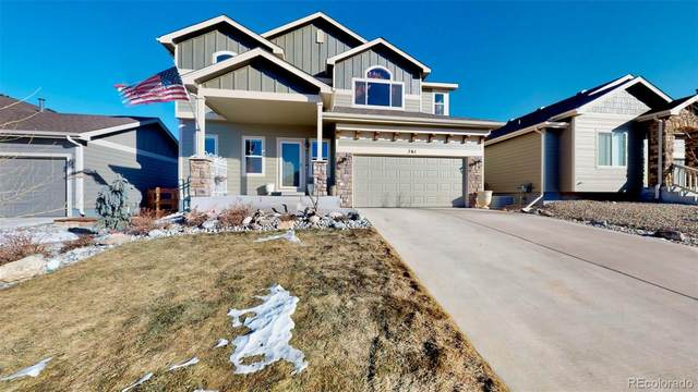 761 Tailings Drive, Monument, CO 80132 (#4501243) :: The Harling Team @ Homesmart Realty Group