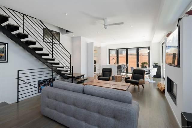 1760 N Williams Street, Denver, CO 80218 (MLS #4502185) :: 8z Real Estate