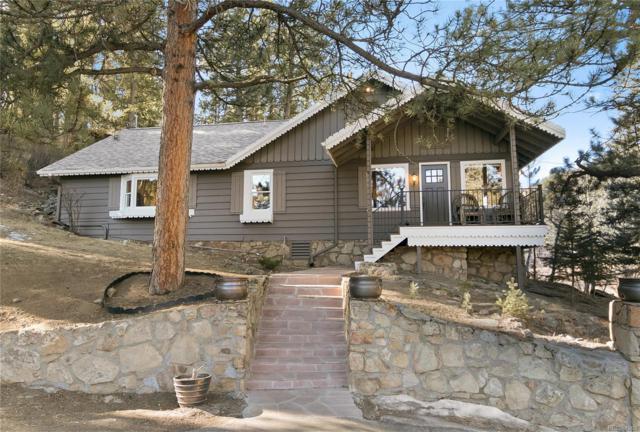32114 Upper Bear Creek Road, Evergreen, CO 80439 (#4505631) :: The Peak Properties Group