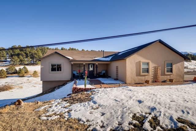 15160 W Us Highway 24, Woodland Park, CO 80863 (MLS #4506646) :: Kittle Real Estate