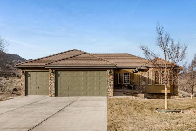 16695 Singletree Court, Morrison, CO 80465 (#4515218) :: Berkshire Hathaway Elevated Living Real Estate