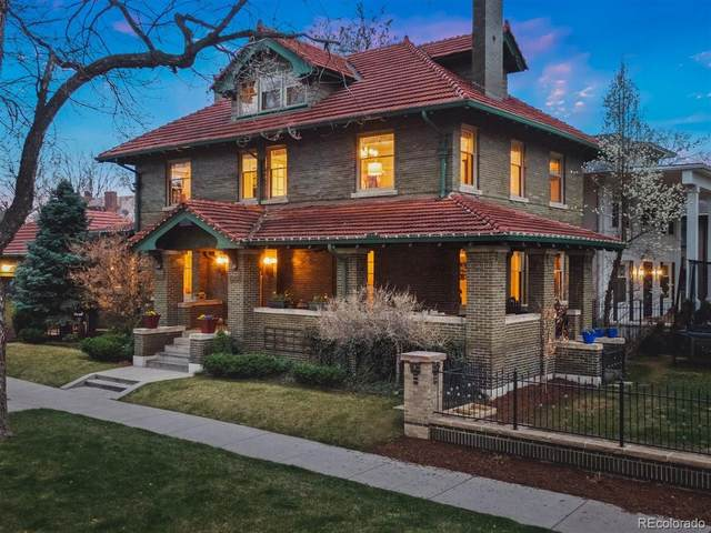1500 E 7th Avenue, Denver, CO 80218 (#4517300) :: Mile High Luxury Real Estate