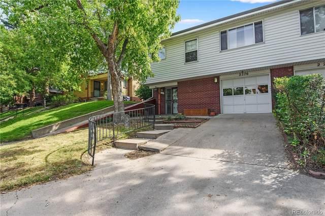 2276 S Sherman Street, Denver, CO 80210 (#4517589) :: Wisdom Real Estate
