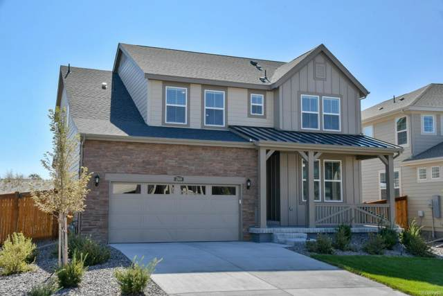 244 Back Nine Drive, Castle Pines, CO 80108 (#4518030) :: The HomeSmiths Team - Keller Williams