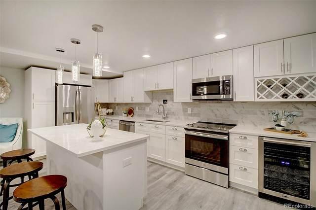 1755 N Gilpin Street B, Denver, CO 80218 (#4518390) :: My Home Team