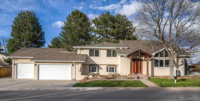 5925 E Fair Avenue, Centennial, CO 80111 (#4518687) :: The Colorado Foothills Team | Berkshire Hathaway Elevated Living Real Estate