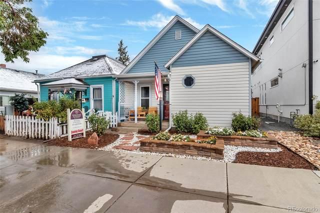 3940 Utica Street, Denver, CO 80212 (#4521546) :: The DeGrood Team