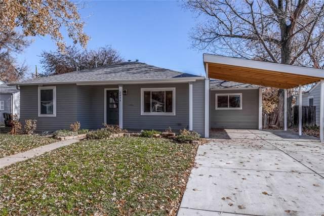 2454 Otis Street, Edgewater, CO 80214 (MLS #4522853) :: 8z Real Estate