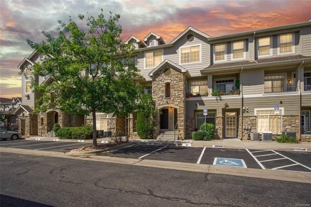 1520 S Florence Way #117, Aurora, CO 80247 (MLS #4523781) :: 8z Real Estate