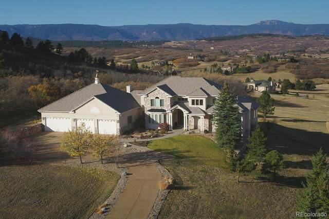 4750 Starfire Circle, Castle Rock, CO 80104 (MLS #4524391) :: 8z Real Estate