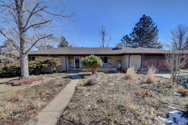 820 Crescent Drive, Boulder, CO 80303 (MLS #4528268) :: 8z Real Estate