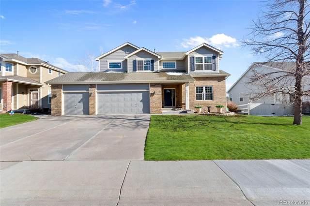 20612 E Caley Drive, Centennial, CO 80016 (#4531169) :: HomeSmart Realty Group