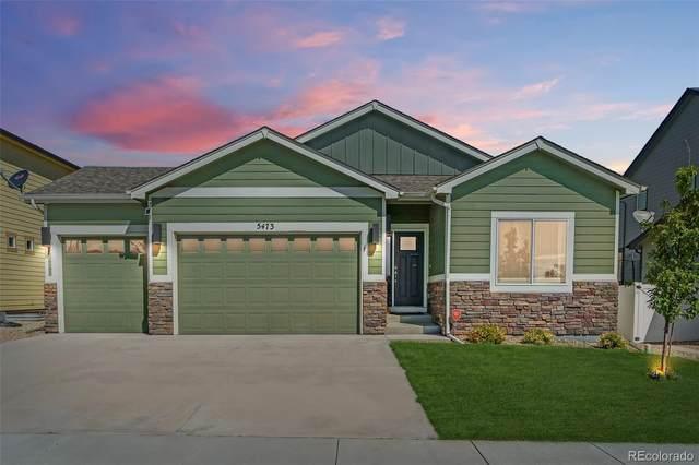 5473 Shoshone Drive, Frederick, CO 80504 (#4534202) :: James Crocker Team