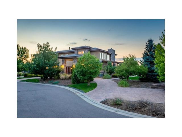 5215 W Dorado Court, Littleton, CO 80123 (MLS #4534307) :: 8z Real Estate