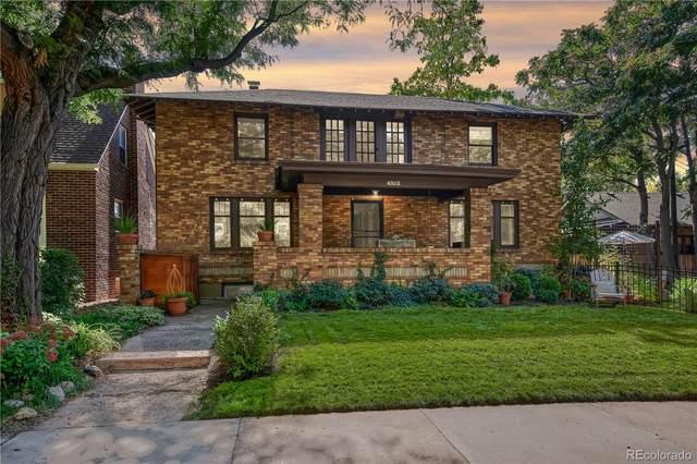 4512 E 17th Avenue Parkway, Denver, CO 80220 (#4535193) :: The HomeSmiths Team - Keller Williams