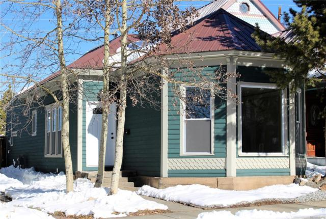 122 E 8th Street, Leadville, CO 80461 (#4535957) :: The DeGrood Team