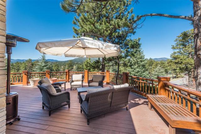2029 Werner Lane, Evergreen, CO 80439 (#4537686) :: Bring Home Denver