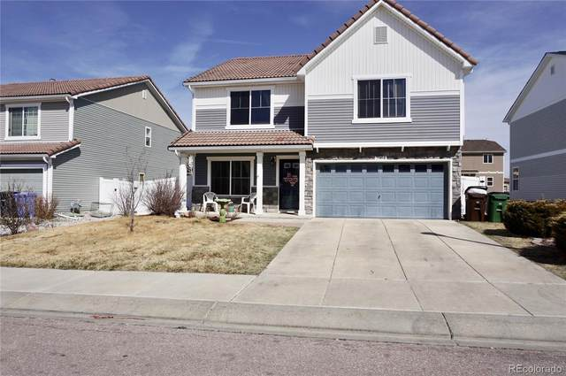 7964 Campground Drive, Fountain, CO 80817 (MLS #4538540) :: Wheelhouse Realty