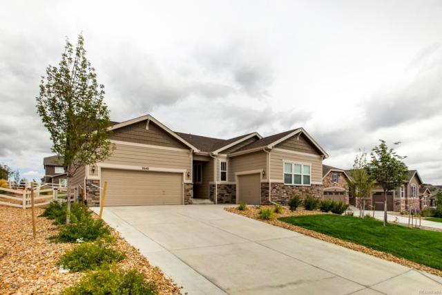 5640 Clover Ridge Circle, Castle Rock, CO 80104 (#4539256) :: The Peak Properties Group