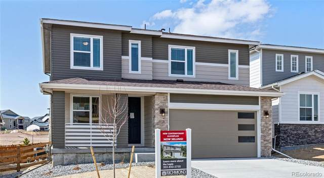 21755 E Stanford Circle, Aurora, CO 80015 (#4539283) :: The HomeSmiths Team - Keller Williams
