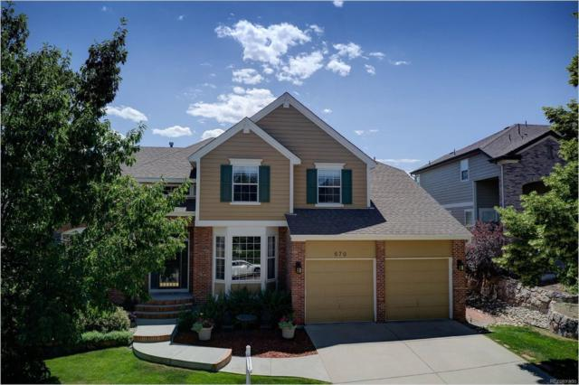 670 Stonemont Court, Castle Pines, CO 80108 (#4542205) :: The Heyl Group at Keller Williams