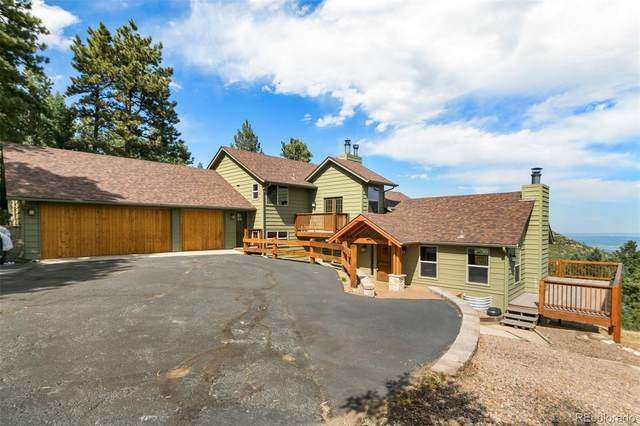 65 W Ranch Trail, Morrison, CO 80465 (#4544489) :: The DeGrood Team