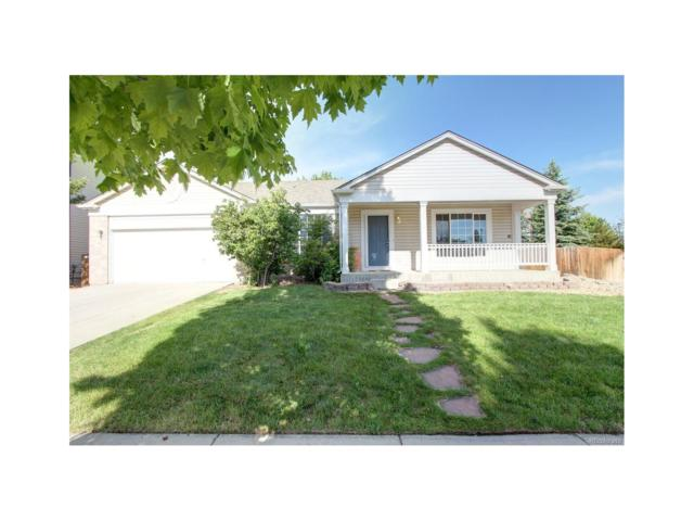3301 S Newcombe Court, Lakewood, CO 80227 (MLS #4545238) :: 8z Real Estate