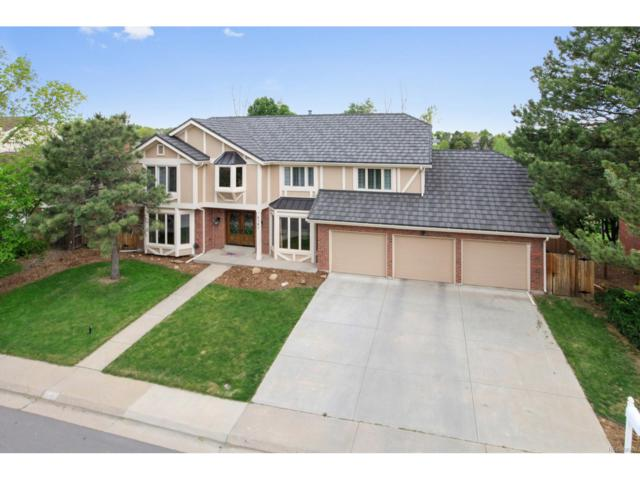 5181 S Ironton Way, Englewood, CO 80111 (MLS #4551537) :: 8z Real Estate
