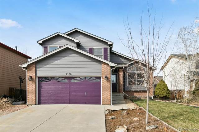 2200 23rd Avenue, Longmont, CO 80501 (MLS #4551944) :: Kittle Real Estate