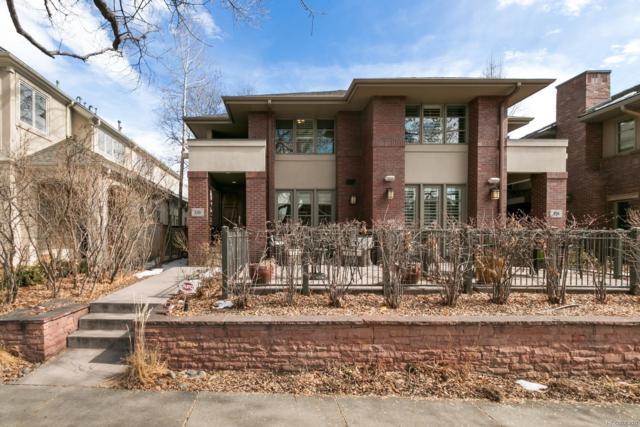 330 Adams Street, Denver, CO 80206 (#4554626) :: James Crocker Team