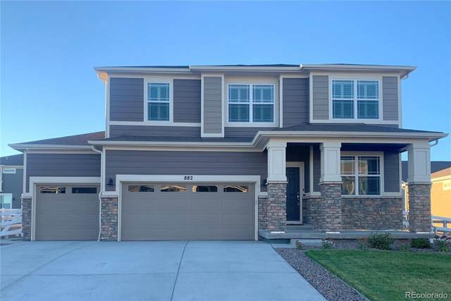 882 Lavender Place, Brighton, CO 80640 (#4556036) :: The DeGrood Team