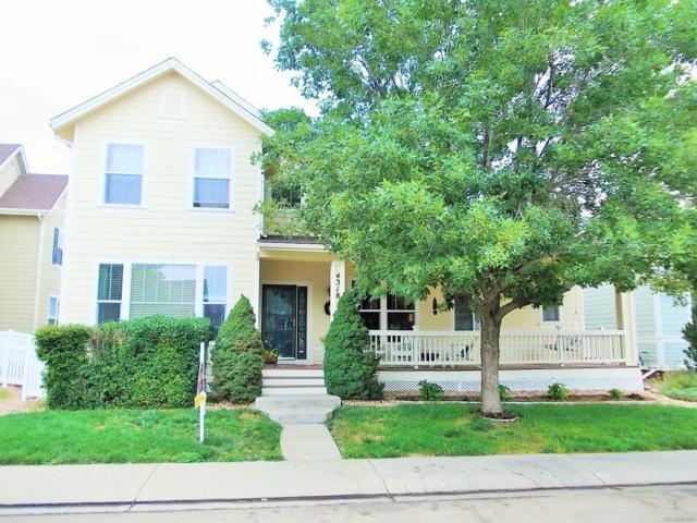 4318 Bella Vista Drive, Longmont, CO 80503 (MLS #4556236) :: 8z Real Estate