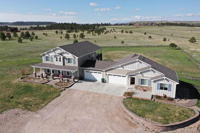 7714 E Greenland Road, Franktown, CO 80116 (#4557571) :: The DeGrood Team
