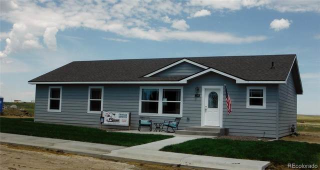 1796 9TH Street, Limon, CO 80828 (#4559594) :: The DeGrood Team