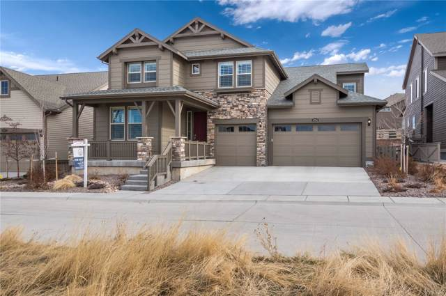 9794 Taylor River Circle, Littleton, CO 80125 (#4560759) :: The DeGrood Team