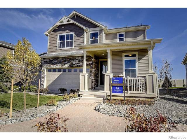 3675 Driftwood Drive, Johnstown, CO 80534 (#4562542) :: The DeGrood Team