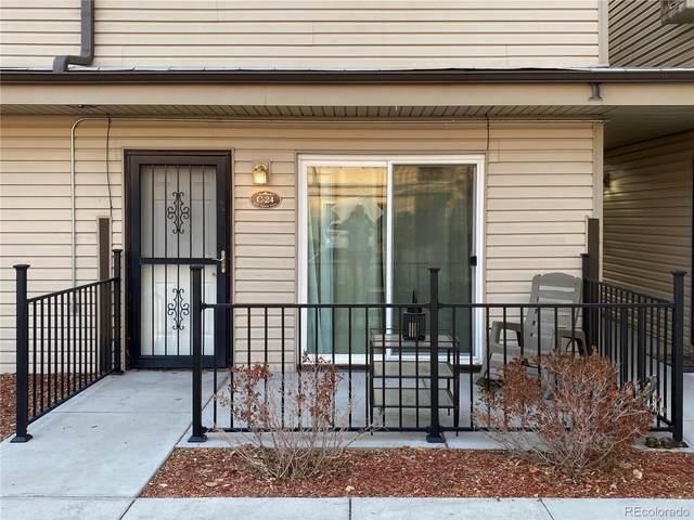 6021 Yarrow Street C24, Arvada, CO 80004 (MLS #4562622) :: 8z Real Estate