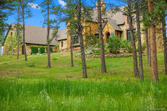 4340 Foxchase Way, Colorado Springs, CO 80908 (#4564316) :: Venterra Real Estate LLC
