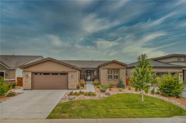 11207 Sweet Cicely Drive, Parker, CO 80134 (#4569604) :: The Colorado Foothills Team | Berkshire Hathaway Elevated Living Real Estate
