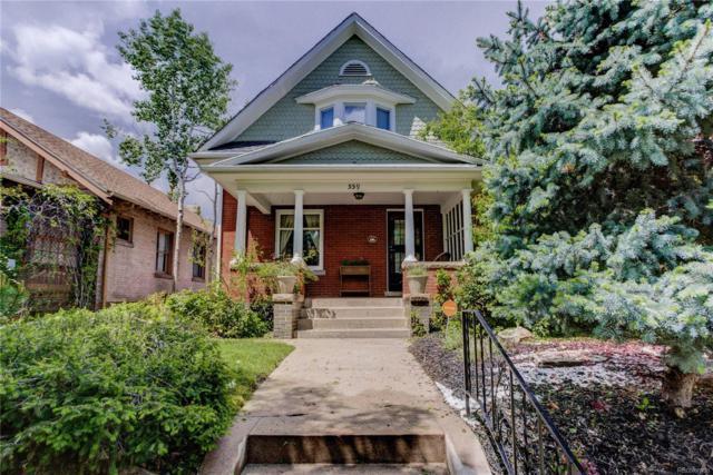559 N Ogden Street, Denver, CO 80218 (#4569819) :: The Galo Garrido Group