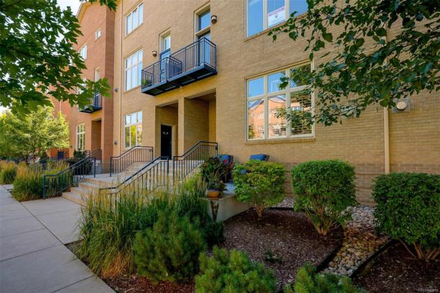 190 Roslyn Street #1305, Denver, CO 80230 (#4573898) :: The Healey Group