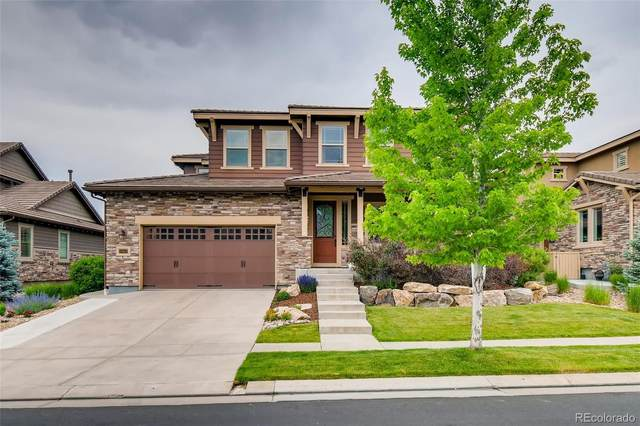 10668 Sundial Rim Road, Highlands Ranch, CO 80126 (#4575719) :: The Gilbert Group