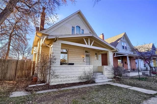 759 S Logan Street, Denver, CO 80209 (#4576552) :: Symbio Denver