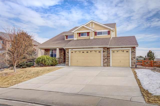 5481 Spur Cross Trail, Parker, CO 80134 (MLS #4578845) :: 8z Real Estate