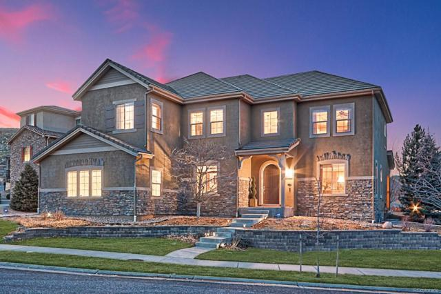 10451 Bluffmont Drive, Lone Tree, CO 80124 (#4582703) :: The Galo Garrido Group