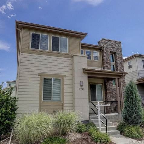 9793 Dunning Circle, Highlands Ranch, CO 80126 (#4586838) :: The Gilbert Group