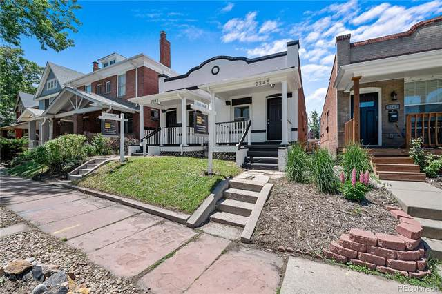 2345 N Downing Street, Denver, CO 80205 (MLS #4587729) :: Wheelhouse Realty