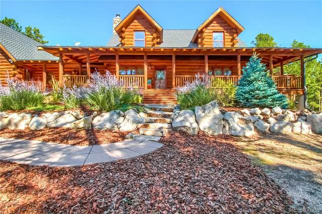 11511 E Palmer Divide Avenue, Larkspur, CO 80118 (#4590137) :: The DeGrood Team
