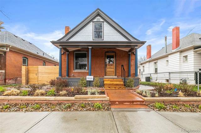 3525-3527 Clay Street, Denver, CO 80211 (#4591704) :: Symbio Denver