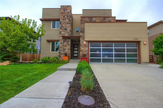 10743 Sedalia Circle, Commerce City, CO 80022 (#4595264) :: The Pete Cook Home Group
